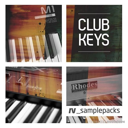 RV Samplepacks RV Club Keys WAV REX