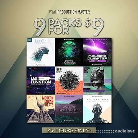 Production Master 909 Bundle WAV MiDi
