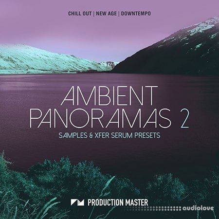 Production Master Ambient Panoramas 2 WAV Synth Presets