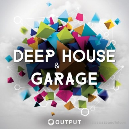 Output Deep House and Garage WAV Synth Presets