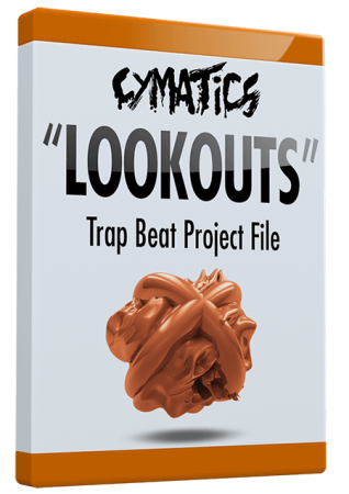 Cymatics Lookouts Trap Beat DAW Templates