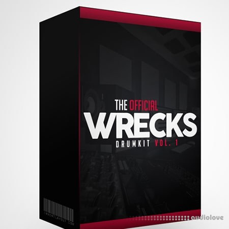 OneStopKits The Official Wrecks Drumkit Vol.1 WAV DirectWave