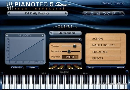 Pianoteq STAGE v6.2.2 WiN