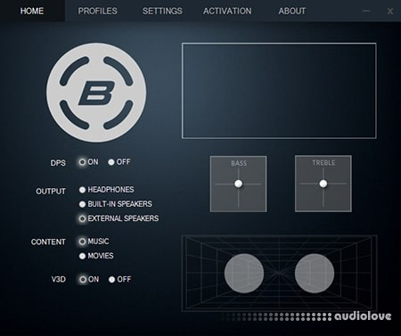 Bongiovi Acoustics DPS v2.2.0.15 WiN