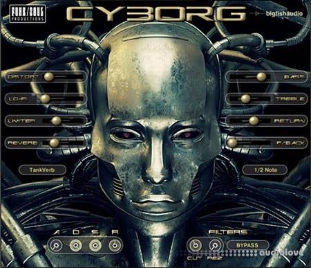 Funk Soul Productions Cyborg KONTAKT
