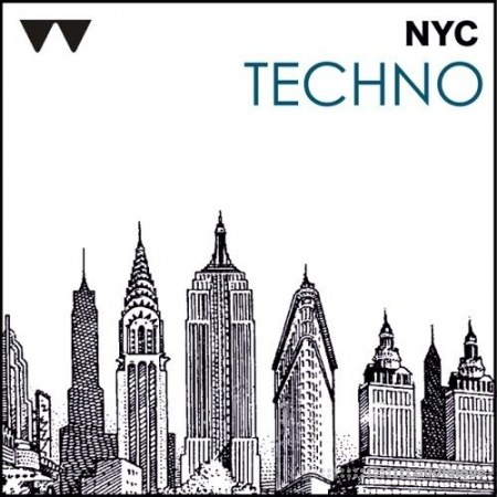 Waveform Recordings NYC Techno WAV