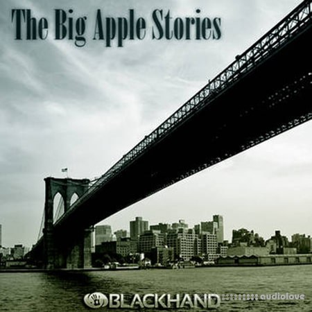 Black Hand Loops The Big Apple Stories ACiD WAV REX AiFF