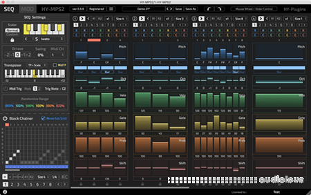 HY-Plugins HY-MPS2 v1.1.23 WiN MacOSX