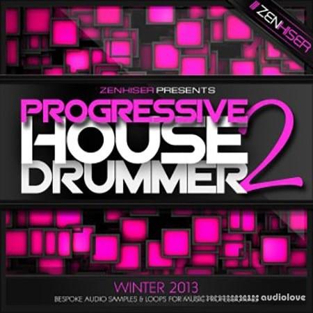 Zenhiser Progressive House Drummer 2 WAV