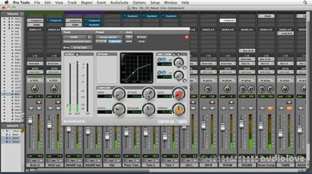 Lynda Audio Mixing Bootcamp TUTORiAL