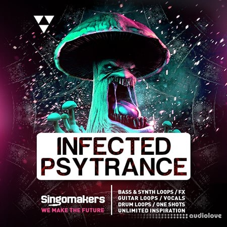 Singomakers Infected Psytrance WAV REX