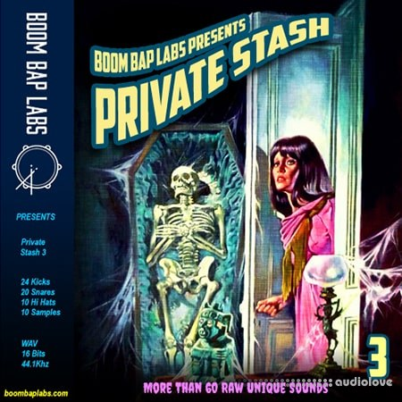 Boom Bap Labs Private Stash Vol.3 WAV