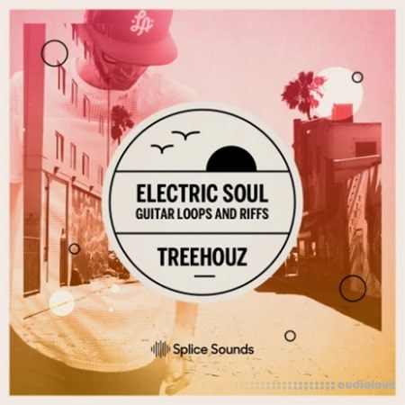 Splice Sounds Electric Soul Guitar Loops and Riffs by Treehouz WAV