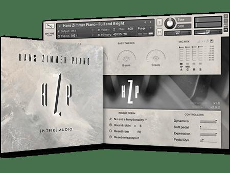 Spitfire Audio Hans Zimmer Piano KONTAKT