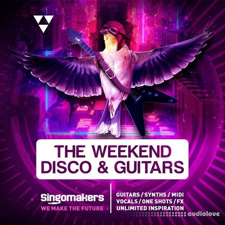 Singomakers The Weekend Disco and Guitars WAV REX
