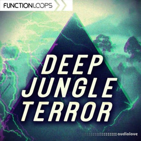 Function Loops Deep Jungle Terror WAV