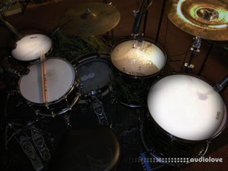 Joey Sturgis Drum Samples Detuned Series Toms KONTAKT