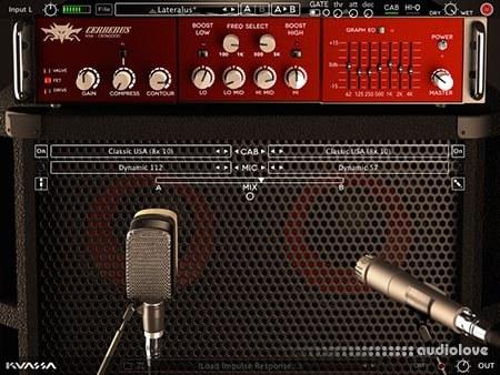 Kuassa Cerberus Bass Amp WiN MacOSX