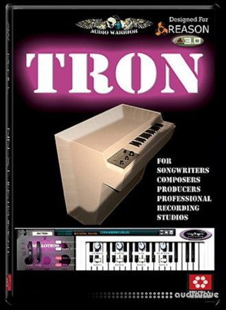 AudioWarrior Tron Mello-Rack ReFill