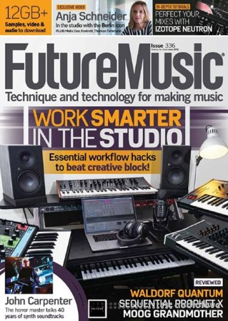 Future Music Autumn 2018