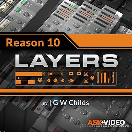 Ask Video Reason 10 203 Layers TUTORiAL
