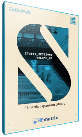 Overloud Studio Sessions II for REmatrix