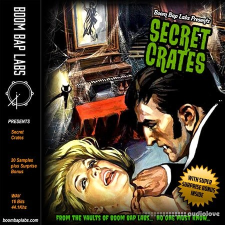 Boom Bap Labs Secret Crates Bank 01 WAV