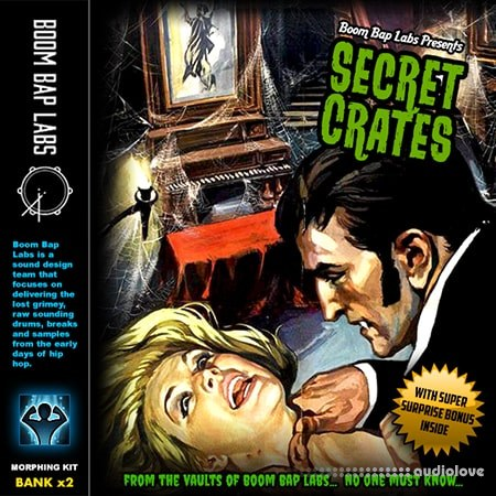 Boom Bap Labs Secret Crates Bank 02 WAV
