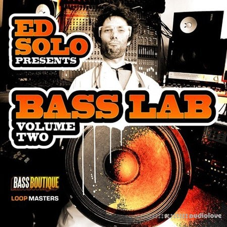 Bass Boutique Ed Solo Presents Bass Lab Vol.2 MULTiFORMAT