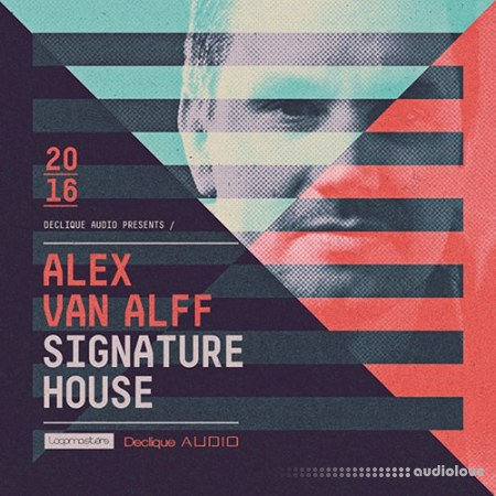 Loopmasters Alex Van Alff Signature House MULTiFORMAT