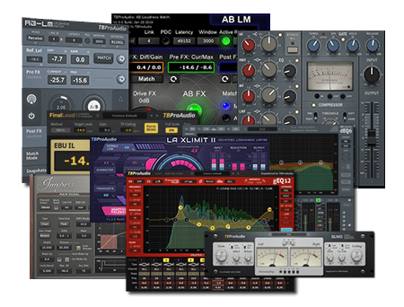 TBProAudio Plugins Pack 2018.10.21 WiN