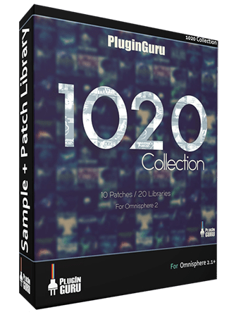 Pluginguru The 1020 Collection Synth Presets