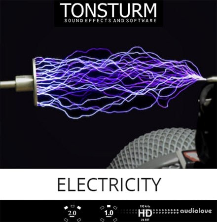 Tonsturm 02 Electricity 192 kHz