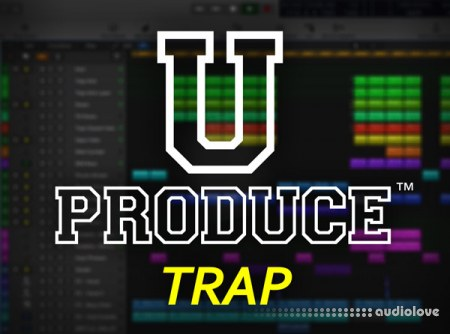 Groove3 U Produce Trap TUTORiAL