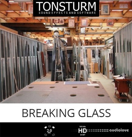 Tonsturm 01 Breaking Glass 192 kHz WAV