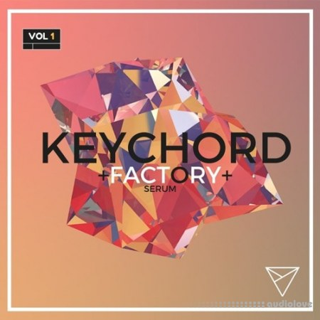 Unmute Keychord Factory Vol.1 For Serum WAV MiDi Synth Presets