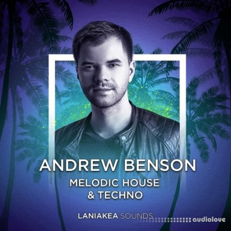 Laniakea Sounds Andrew Benson Melodic House and Techno WAV Synth Presets