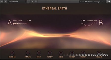 Native Instruments Ethereal Earth v1.1.0 KONTAKT