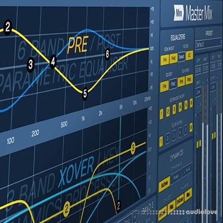 Tracktion Software Master Mix v1.2.0 MacOSX