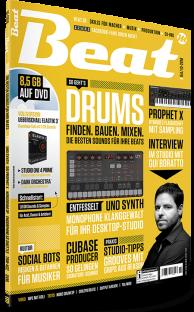Beat Magazin Oktober 2018