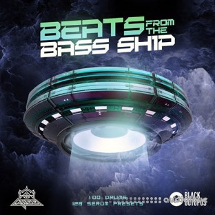 Black Octopus Sound Beats From The Bass Ship