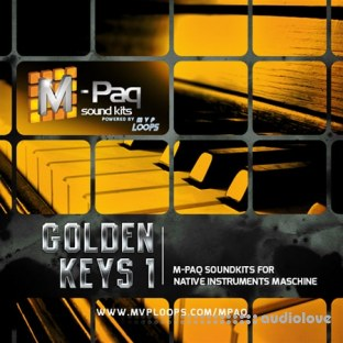 MVP Loops Golden Keys Vol.1