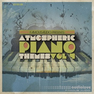 Famous Audio Atmospheric Piano Themes Vol.4