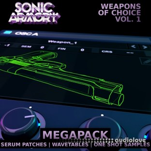Sonic Armory Weapons of Choice Vol.1