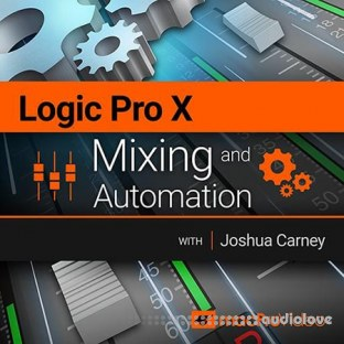 MacProVideo Logic Pro X 104 Mixing and Automation