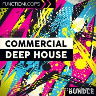 Function Loops Commercial Deep House Bundle