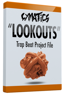 Cymatics Lookouts Trap Beat