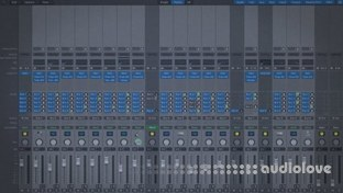 PUREMIX Quickstart Series Using The Mixer In Logic Pro X