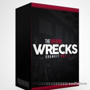OneStopKits The Official Wrecks Drumkit Vol.1