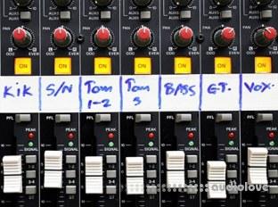 Groove3 Mixing Heavy Rock Metal